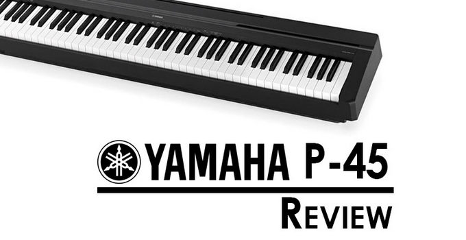 Yamaha P45 (P71) review: Is It the Best Keyboard for Beginners?