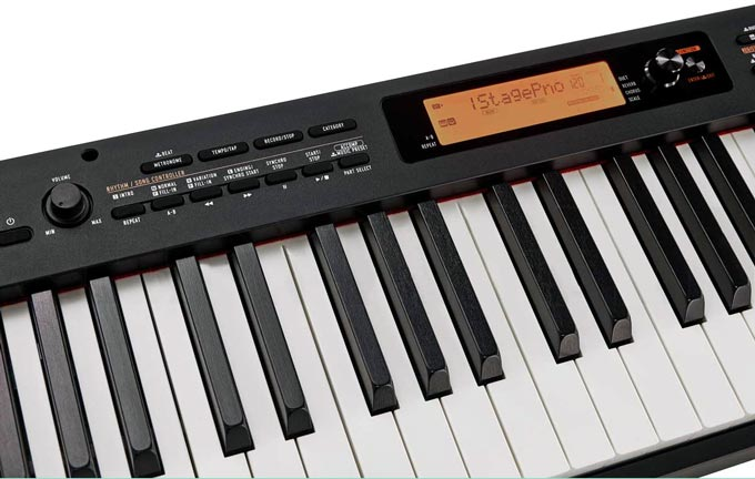 Casio CDP-S350 review