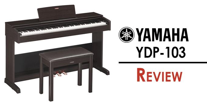 Yamaha YDP103 Review