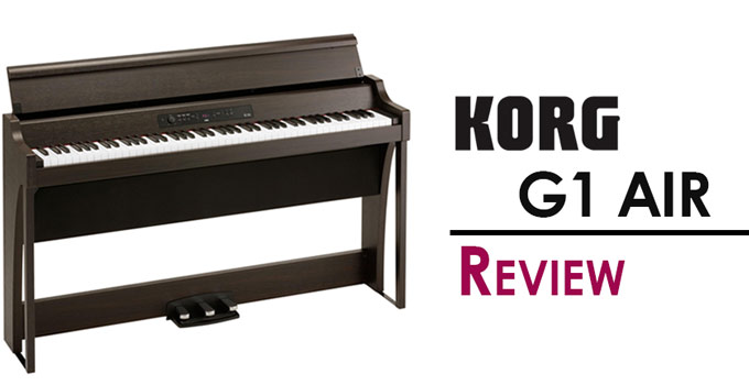Korg G1 Air Review