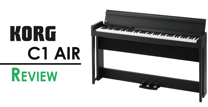 Korg C1 Air Review