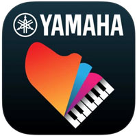 Yamaha YDP-164 smart pianist app