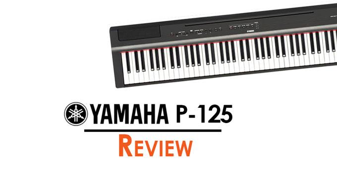 Yamaha P125 Review