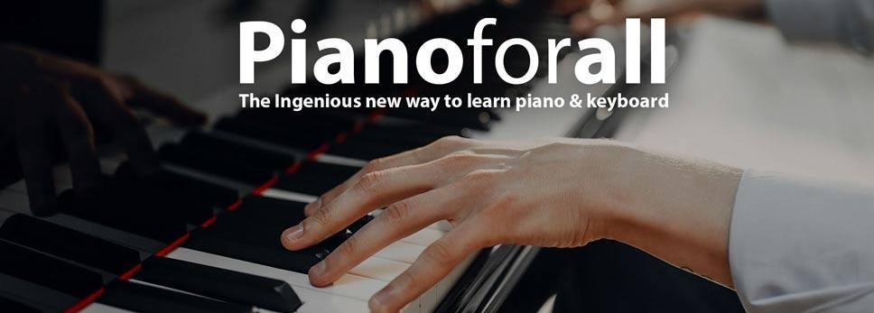 pianoforall course