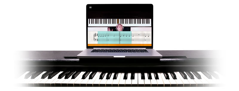 Online Piano Apps Courses