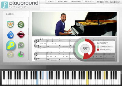 playground sessions software