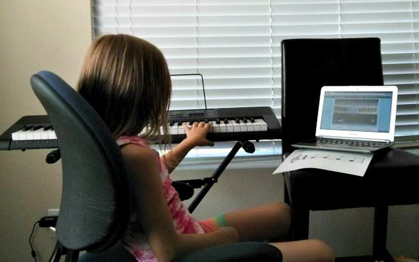 Private Online Piano Lessons