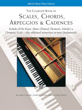 scales chords arpeggios book