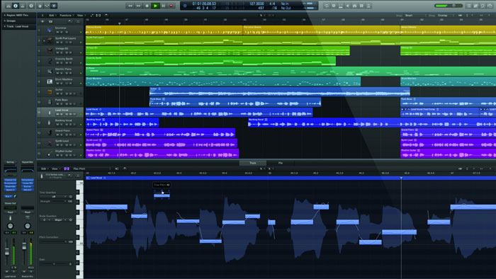 Apple Logic Pro X DAW