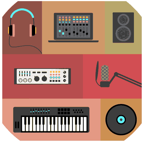 Music Production DAWs apps