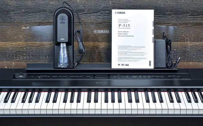 Yamaha P-515 Accessories