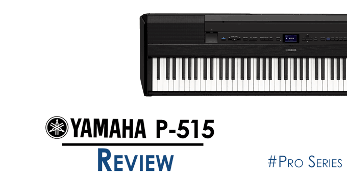 Yamaha P-515 Review