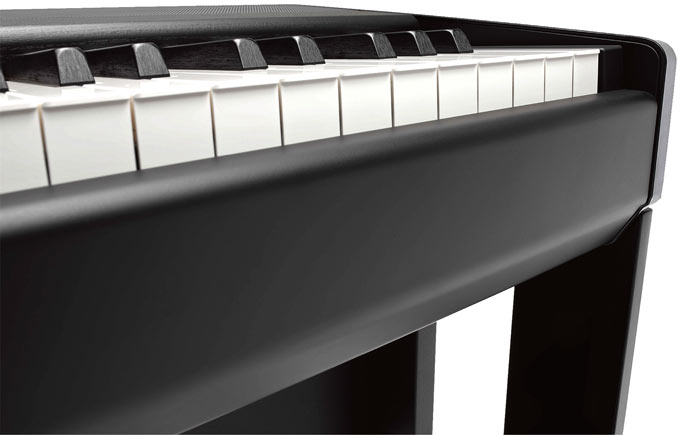 Yamaha P-515 Side View