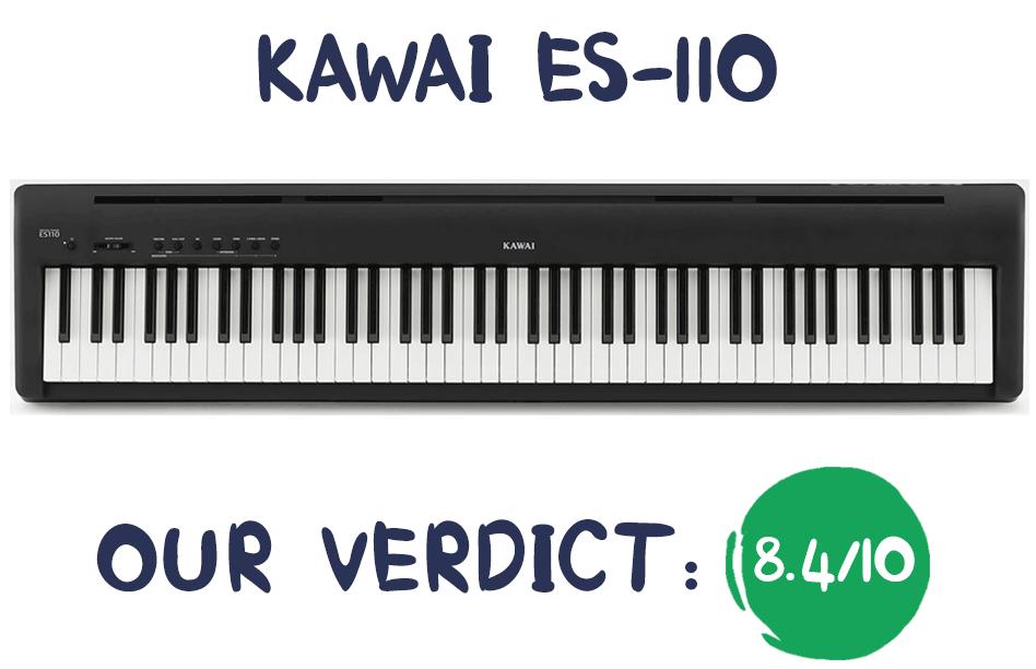 Kawai ES110 Review Summary