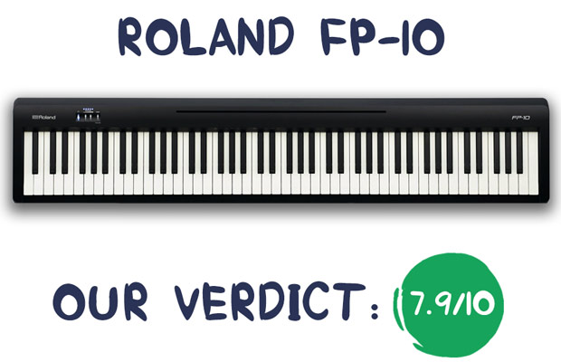 Roland FP-10 Review Summary