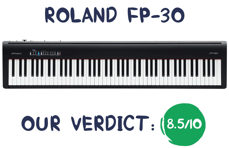 Roland FP-30 Review Summary