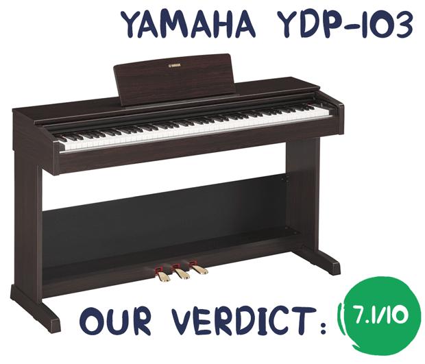 Yamaha YDP-103 Review Summary