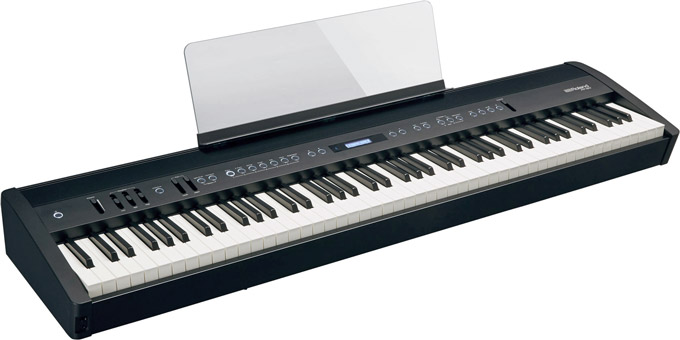 Roland FP-60 View