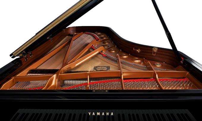 Yamaha YDP-164 Grand Piano Sound