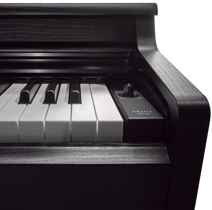 Yamaha YDP-164 front panel