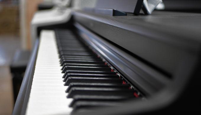 Yamaha YDP-164 keyboard