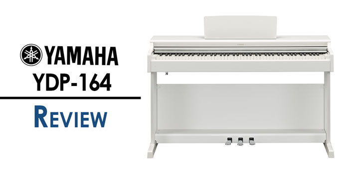 Yamaha YDP-164 Review