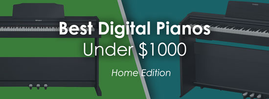 best-digital-pianos-under-1000
