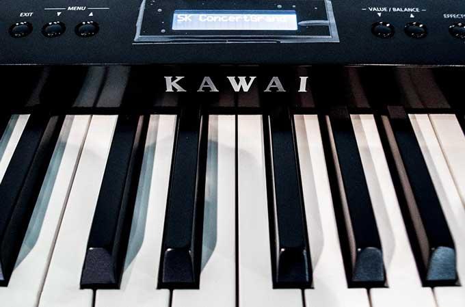 Kawai RH3 keyboard