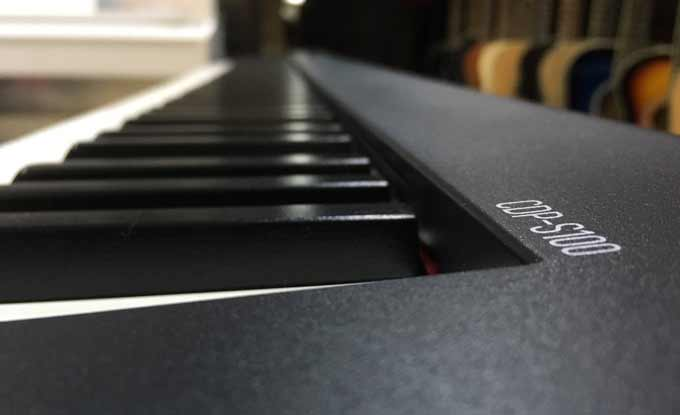 Casio CDP-S100 keyboard