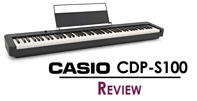 Casio CDP-S100 Review