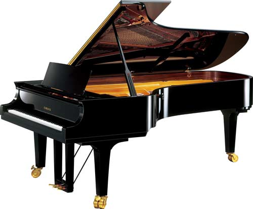 Yamaha Concert Grand Piano sound