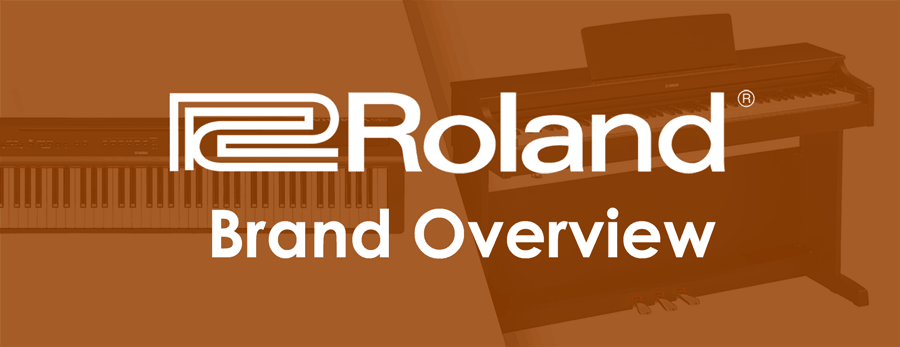 Roland Digital Pianos & Keyboards