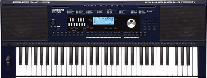 Roland E-X30