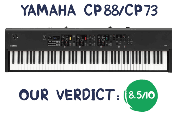 Yamaha CP88 / CP73 Review