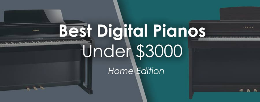 best digital pianos under $3000