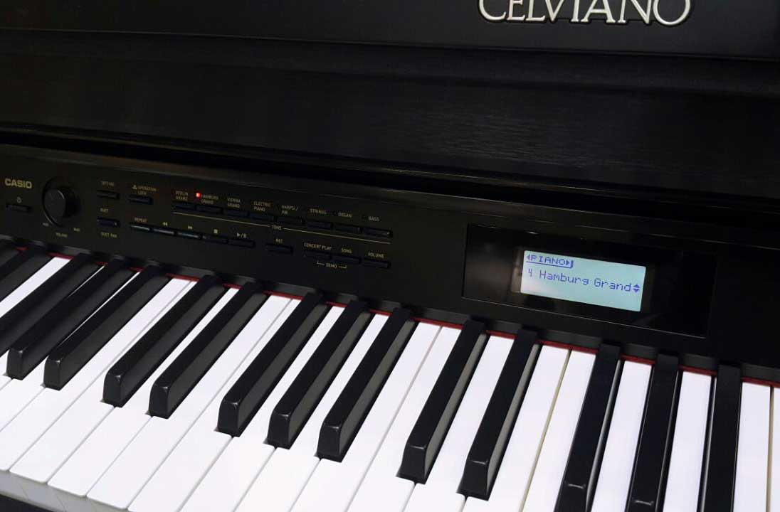 casio ap710 keyboard