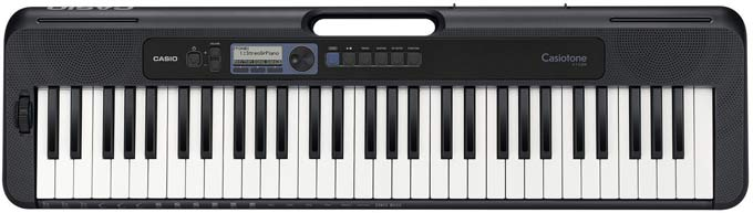 Casio Casiotone CT-S300 review