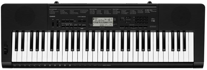 Casio CTK-3500 review