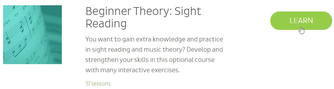 Skoove theory