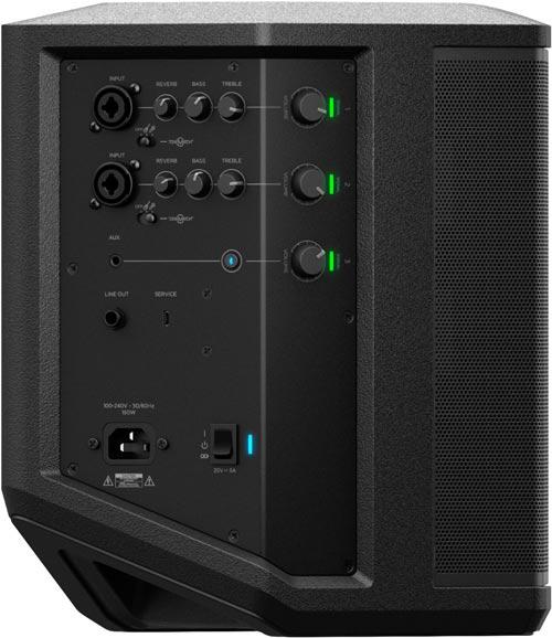 Bose S1 Pro back