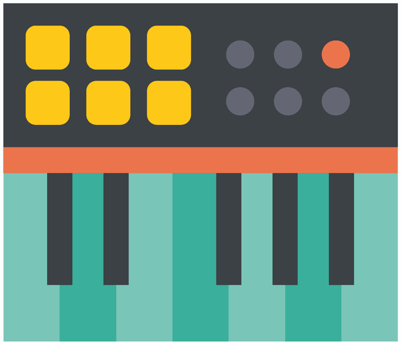 MIDI Keyboard icon