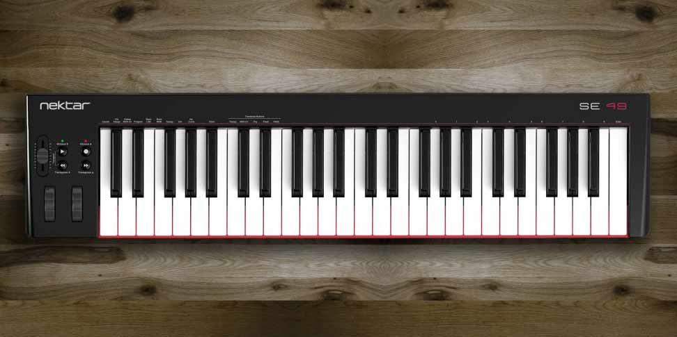 Nektar SE49 MIDI