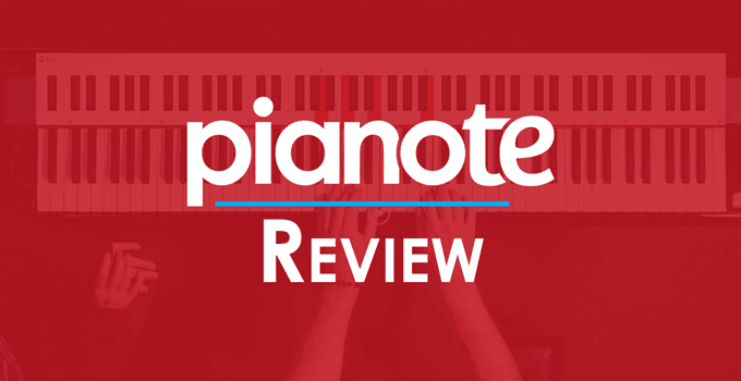 Pianote review