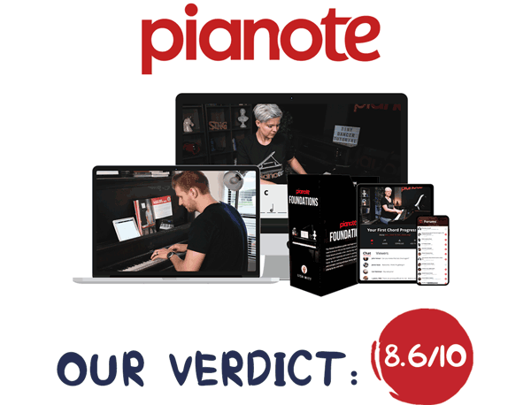 Pianote Verdict