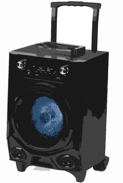 speaker portability