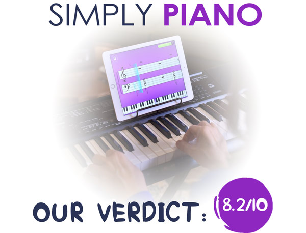 Simply Piano Verdict