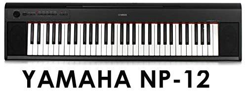 Yamaha NP-12 B UK Version