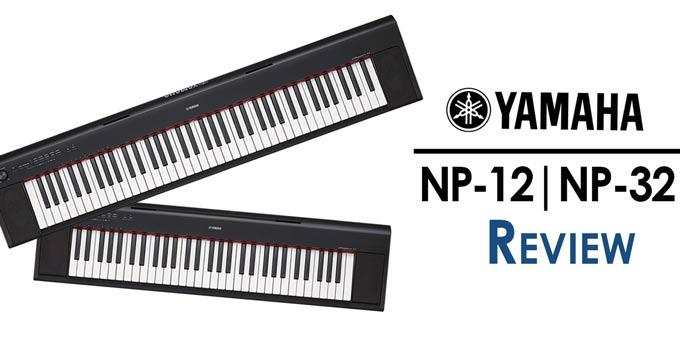 Yamaha NP-12 NP-32 Review