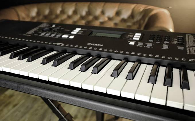 Yamaha PSR-E363 PSR-EW300 keyboard