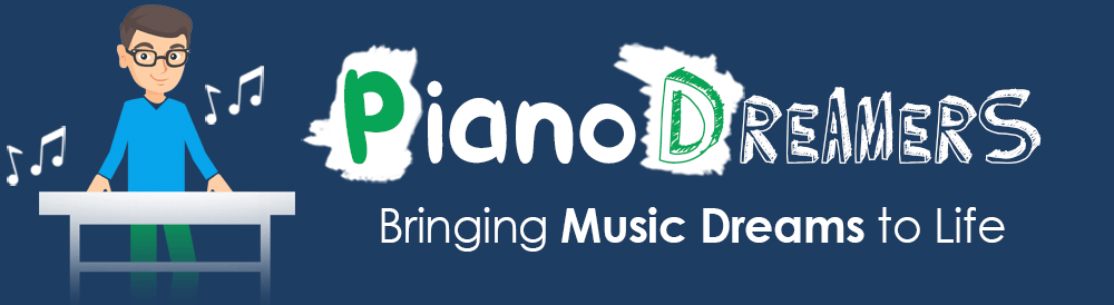 PianoDreamers Logo